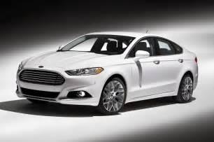 2014 ford fusion titanium top auto magazine