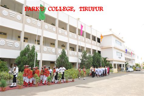 Srm Mba Placements 2016 by Park College Park College Tiruppur Admission Fees