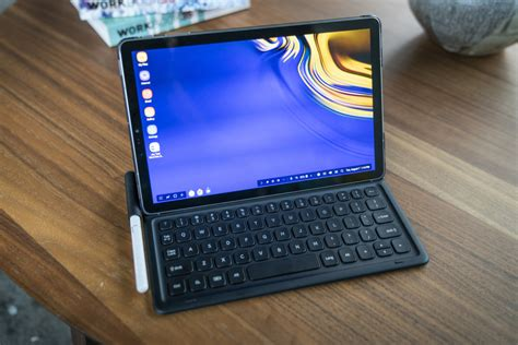 the galaxy tab s4 is a great productivity machine precisely because it s an android tablet pcworld