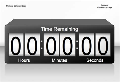 3d Animated 60min Powerpoint Countdown Timer 4 3 By Nersveen On Deviantart Countdown Timer For Ppt
