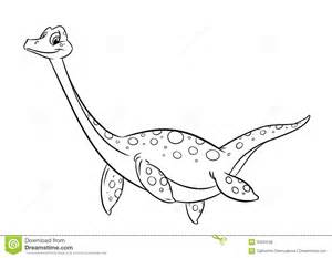 Dinosaur Coloring Pages Royalty Free Stock Photos  Image 35333168 sketch template