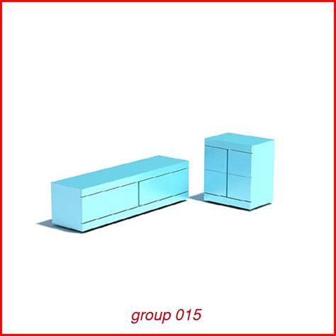 Lemari Nakas 3ds max models lemari pakaian dan meja rias 130
