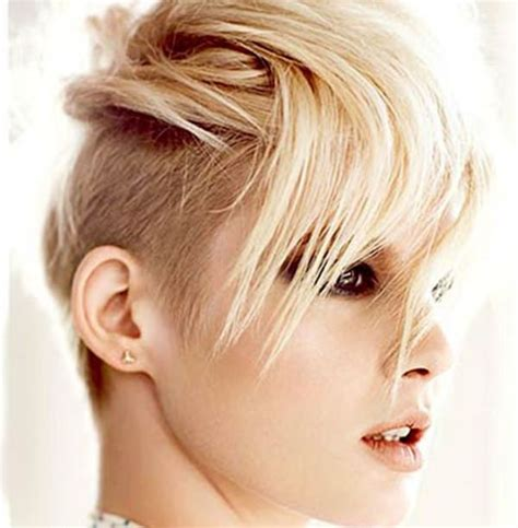 part shaved hairstyles for women 50 shaved hairstyles that will make you look like a badass