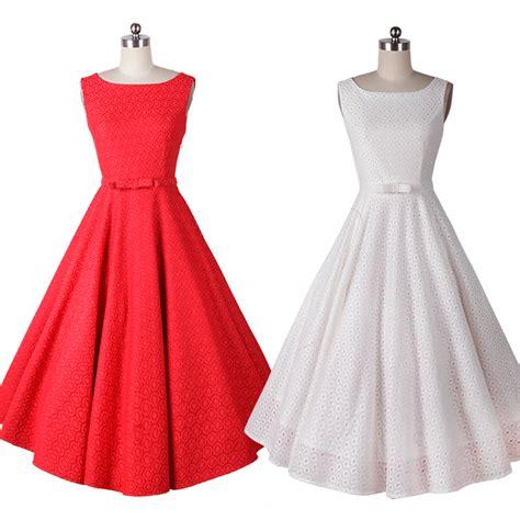 lace hepburn vintage style 50s 60s dresses