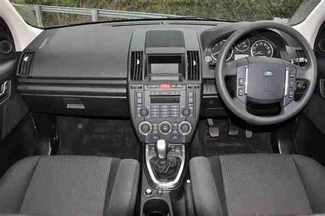 land rover freelander  td gs dr diesel black