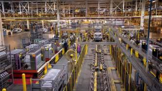 inside ford s moving assembly line