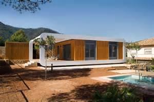 beautiful houses prefab house in spain