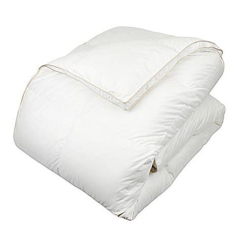 european down comforter glucksberg european goose down comforter in white bed