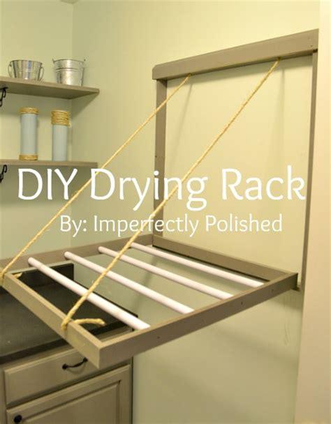 Rack Tutorial by Diy Drying Rack Tutorial Hometalk
