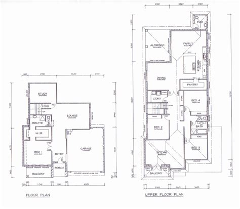 house floor plans sloping blocks new house plans sloping block