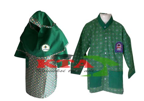 Seragam Tpa Terbaru 100 gambar baju batik seragam tpa dengan jual seragam