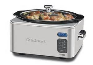 cuisinart cooker psc 650 psc 650 6 5 quart programmable cooker