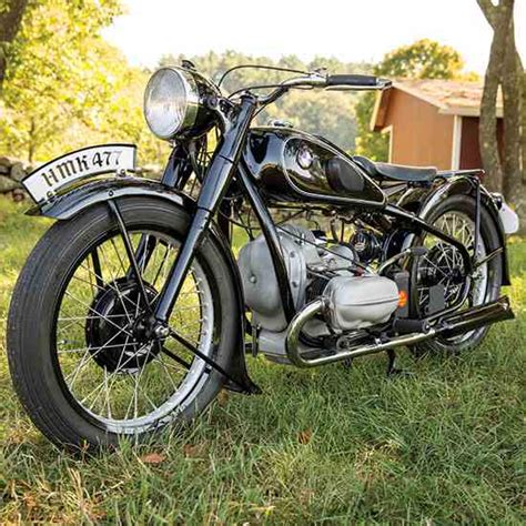 Bmw Motorcycle Parts Berlin by Chasing Perfection 1937 Bmw R5 Classic German