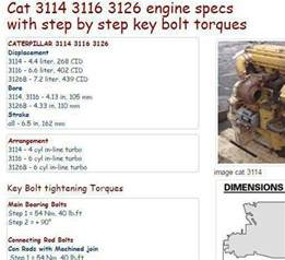 3116 cat engine manual 3116 free engine image for user