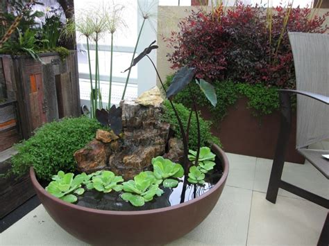 Water Container Garden Ideas 25 Best Ideas About Container Water Gardens On Diy Container Pond Diy And