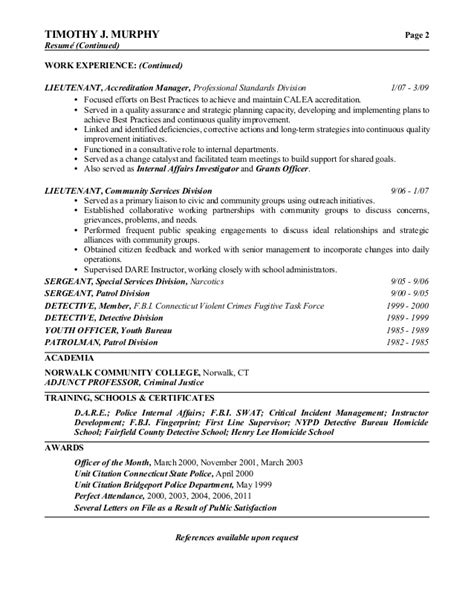 Resume Template Best Practices Resume 2015