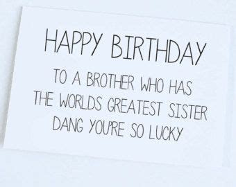 Birthday Quotes For Big From Popular Items For Sister And Brother On Etsy Quotes