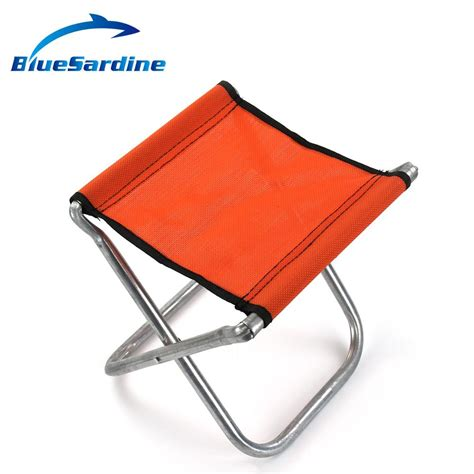 portable chair aliexpress buy bluesardine random color fishing chair outdoor cing seat portable