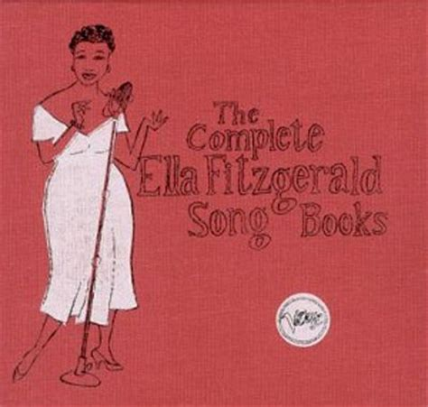 song ella fitzgerald the complete ella fitzgerald song books ella fitzgerald