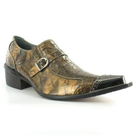 gucinari gucinari b268 k1 mens creased patent leather slip
