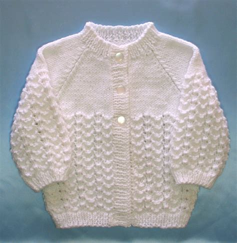 custom knit sweater knit baby sweater set white by sticksnstonesgifts on etsy
