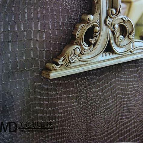 alligator skin couch croc skin wall 2012 wallpaper brief modern faux leather
