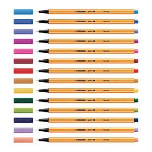 stabilo point 88 fineliner pen stabilo point 88 pens