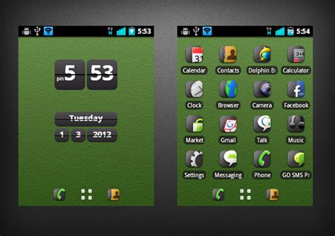 android themes free the best free android themes you can find brand thunder