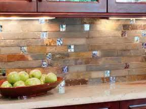 idea backsplash google photos slate mosaic rustic kitchen home design ideas