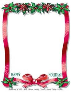 Letter pad note pad gift tag you can use our christmas ribbon borders
