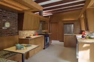 Mid Century Modern Kitchen Cabinets Mid Century Modern Home Midcentury Kitchen Portland
