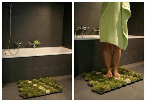 moss bathroom rug top 25 ideas about moss bath mats on moss garden throw pillow covers and diy terrarium