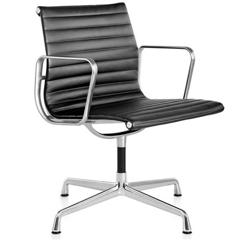 ea 107 office chair by charles and eames for vitra