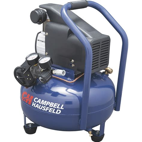 cbell hausfeld 6 gallon pancake electric air compressor model hm750000av northern tool