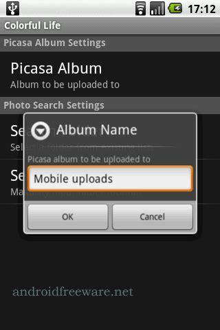 picasa apk picasa tool colorful free apk android app android freeware