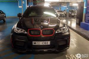 Used Cars In Dubai Bmw X6 This 670 Hp Hamann Tycoon Evo M Actually Looks