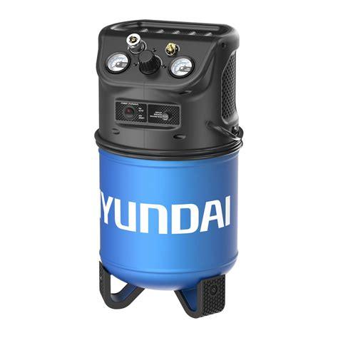 hyundai 3 gal portable electric air compressor hhc3gcc