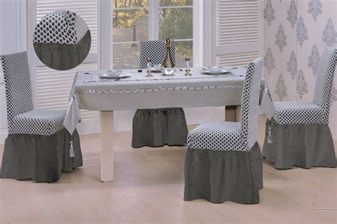 Dining Table Chair Covers Dining Room Table Chair Covers Large And Beautiful Photos Photo To Select Dining Room Table