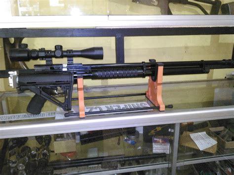 Predator Od 50 Dural produksi senapan angin pcp dan laras senapan merk cz marauder predator popor lipat