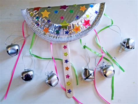 new year craft ideas for preschool purim gragger idea diy new years noise maker with aluminum