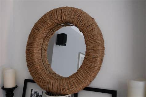 cornici fai date cornice fai da te per lo specchio
