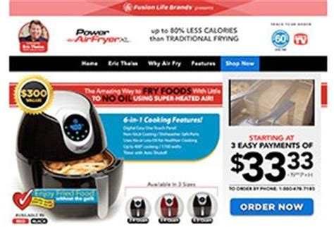 as seen on tv air fryer oven promo code power air fryer xl reviews is it a scam or legit