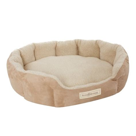 organic dog bed ruff barker 174 oval dog bed natural dog nest large dog beds 95cm x 85cm x 21cm