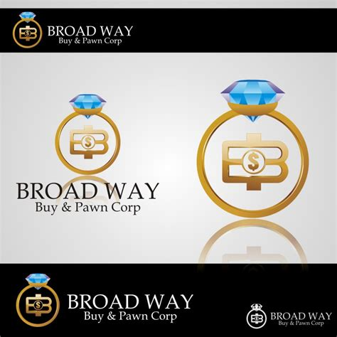 Unique Logo Design Wanted for Broadway Buy & Pawn corp or BNP for short   HiretheWorld