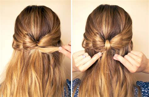 hair danze standard titt s peinado lazo de minnie