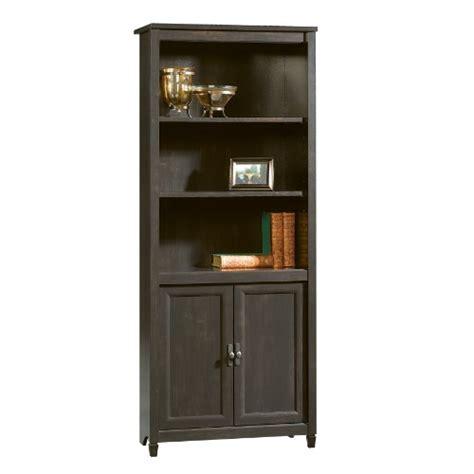 Price Comparison For Sauder Bookcase Glass Door Sauder Bookcase With Glass Doors