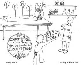 lent coloring pages free lenten coloring pages of