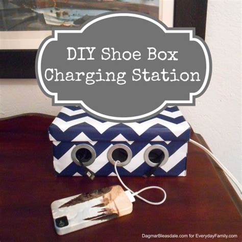 diy laptop charging station fancy crafts for you can do to dress up your devices
