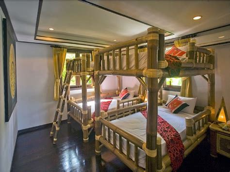 Bamboo Bunk Bed Bamboo Bunk Bed Frame Search Ideas For Development Pinte