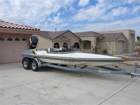 stoker boats for sale 1996 stoker 20 4 e tech 225 ho very low hours river